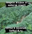 Фасадная сетка для защиты урожая