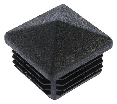Заглушка 40х40 пирамида - фото 4753