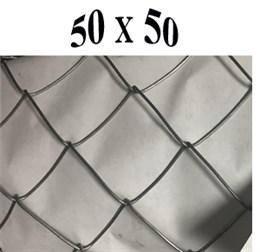 Сетка-рабица  50*50*1,6 (2*10) оц Б Рулон