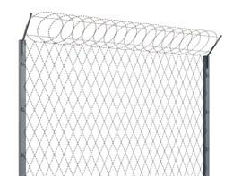 """Плоский барьер безопасности """"Егоза"""" (2*15м) ШТ"""