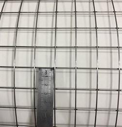 Сетка сварная 25х25 (1,0х25) оц. П.М.