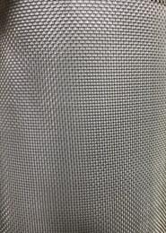 Сетка тканая  1,6х1,6х0,4мм (Н-1м) нерж П.М.