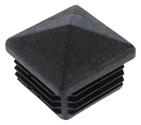 Заглушка 50х50 пирамида