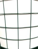 Сетка сварная 50х50х2,5 (1,5х20) полимер. П.М.
